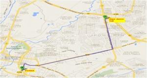 map to perda